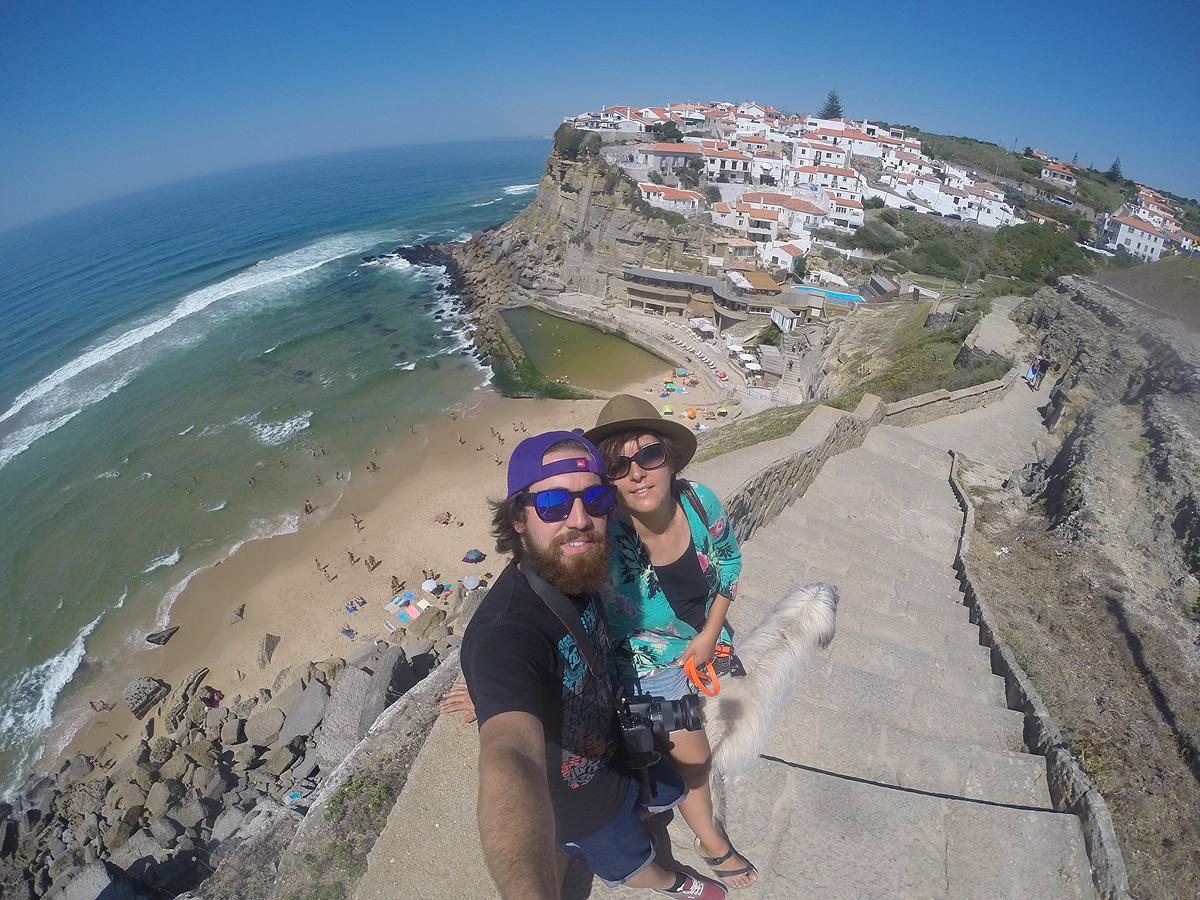 Azenhas do Mar - Viaje Portugal
